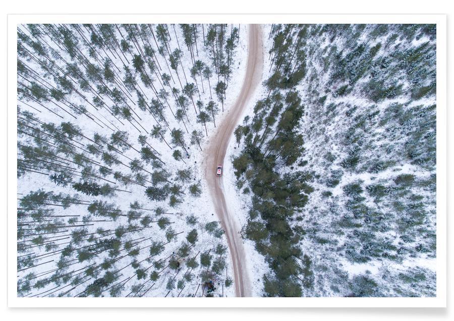 Bossen, Driving Home for Christmas @JanarKallas poster