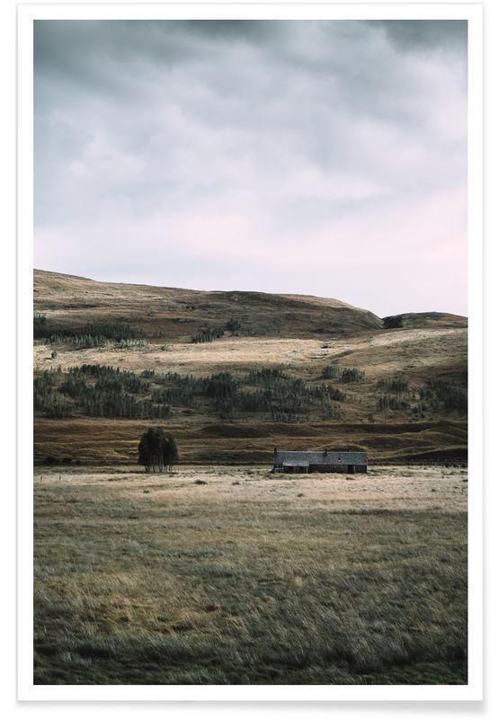 Monuments et vues, Fresh Air & Good Sleep by @nilsleithold affiche