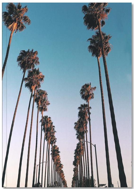 Voyages, Los Angeles, Palmiers, Wanna Be in LA by @samfn Notebook