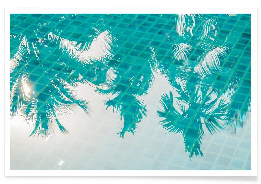 Miami Reflections by @Khoopatiphatnukoon -Poster