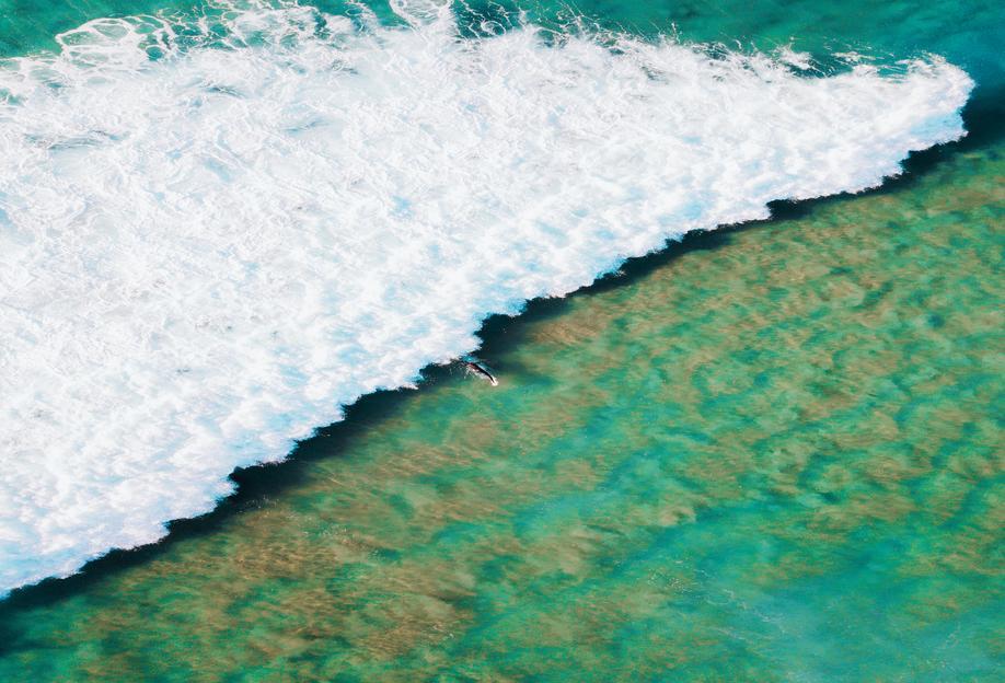 Strayan Beach by @armanimaad Acrylic Print