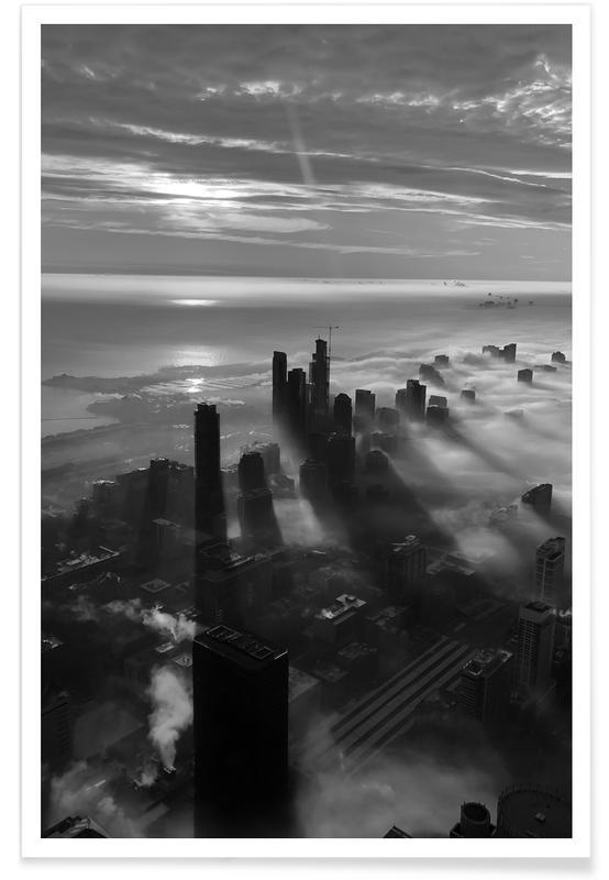 Monuments et vues, Gratte-ciels, Nightmare Or Dream? @El9th affiche