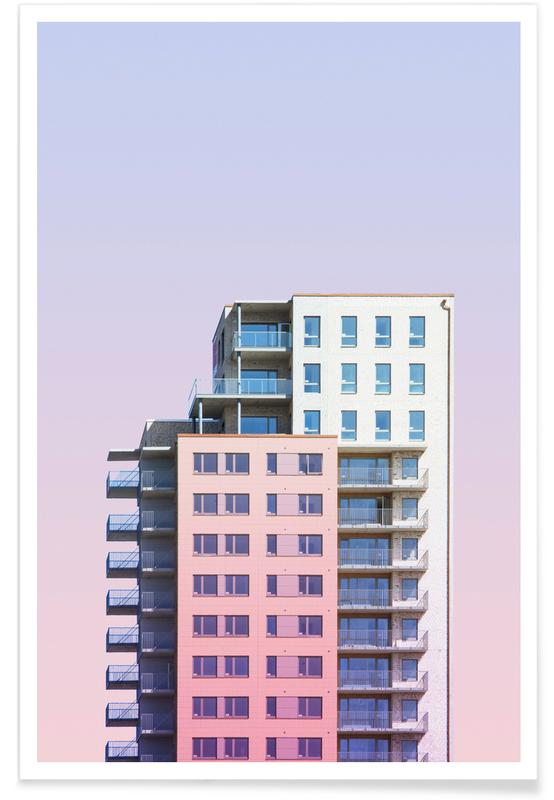 Architectural Details, The Perfect View @heysupersimi Poster