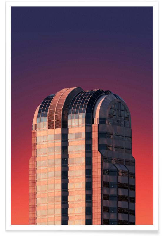 Architectural Details, Dawn Of A New Age @heysupersimi Poster