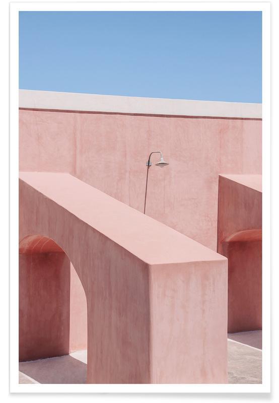 Architectural Details, Toy Town @sotirisbougas Poster