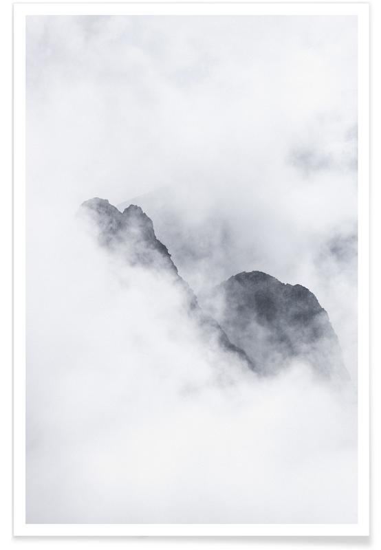 Montagnes, Peak affiche