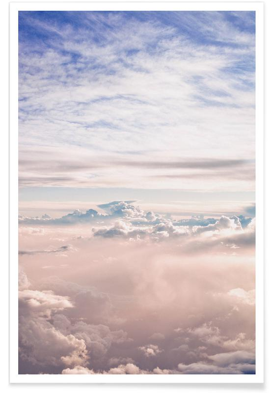 Lucht en wolken, Lost in Clouds poster