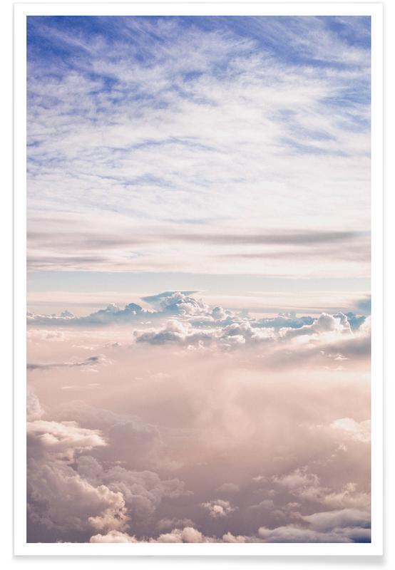 Skies & Clouds, Lost in Clouds Poster