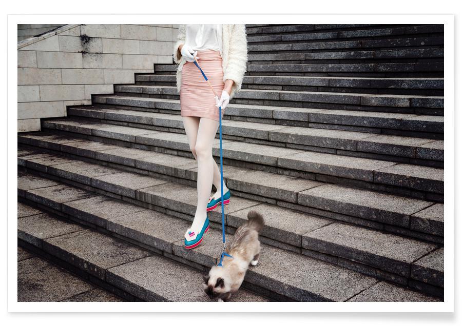 Modefotografie, Katten, Act Like a Lady by @LinasWasHere poster