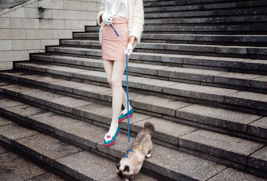 Act Like a Lady by @LinasWasHere -Alubild