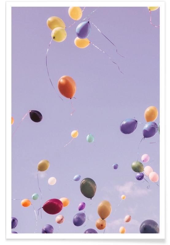Gratte-ciels, Flying Free affiche