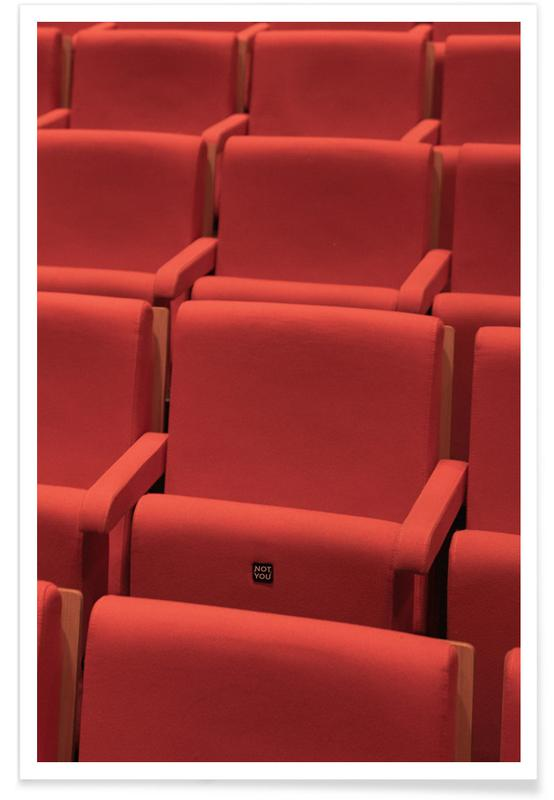 Films, Architectonische details, Not You poster