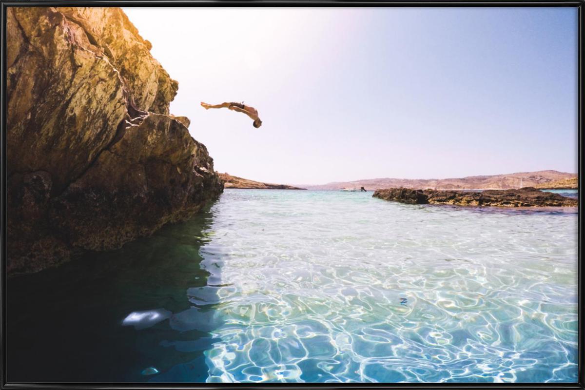 Jump by @adamsmialy Poster i standardram