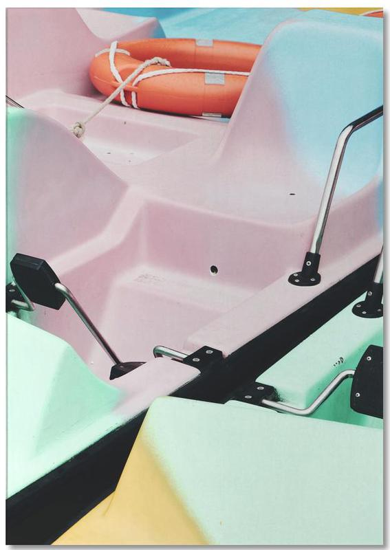 Pastel Power by @arnowoe Notepad