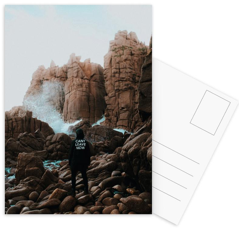 Here to Stay by @connorjvaughan Postcard Set