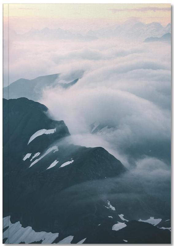 A Curtain of Clouds by @noberson Notebook