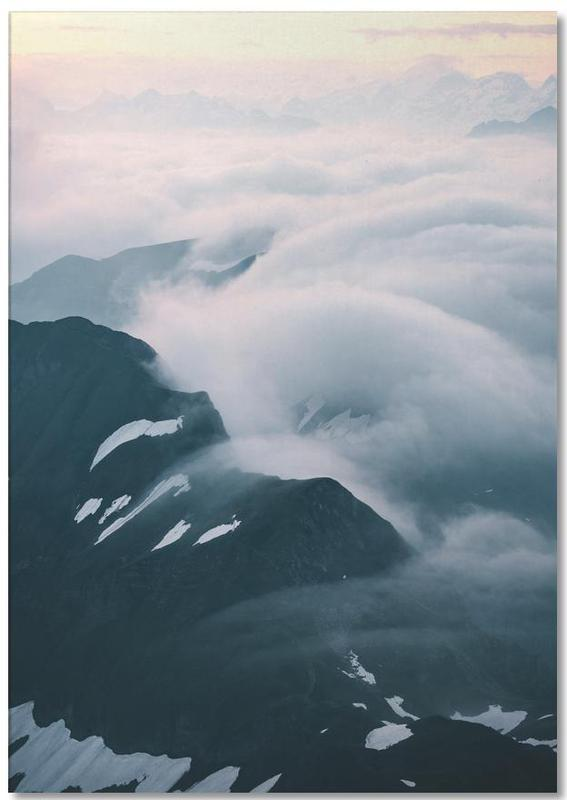 A Curtain of Clouds by @noberson -Notizblock