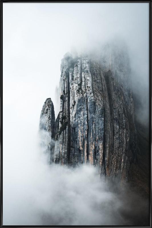 Through the Fog by @noberson Poster i standardram