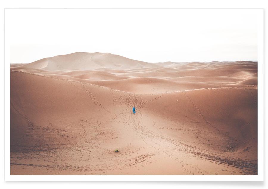 Ørkener, Sun-kissed Plains by Claudia Plakat