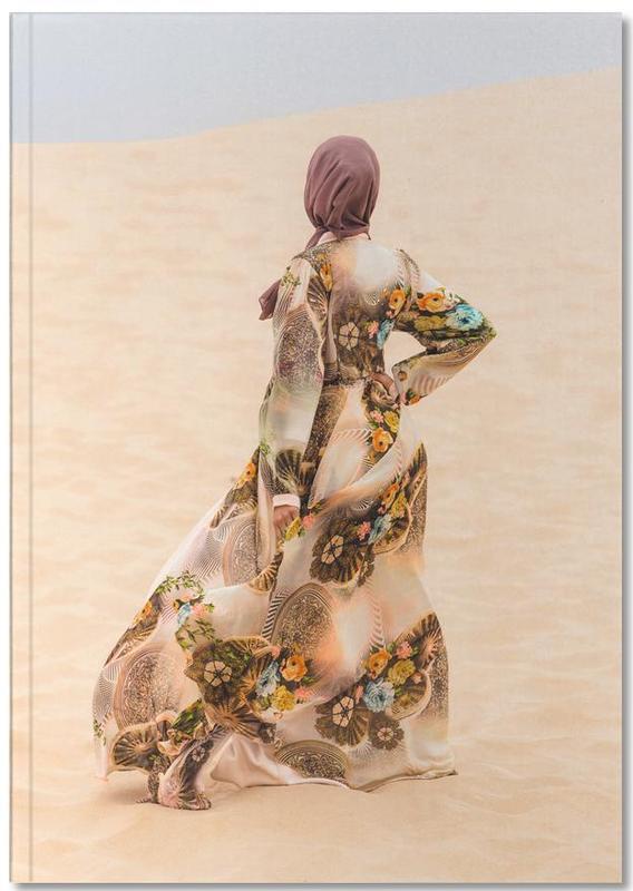 Desert Dance by Kurshid Samarqandiy Notebook