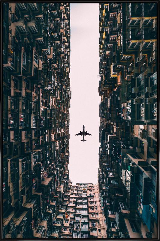 Watch It Soar by Kevin Cho Framed Poster