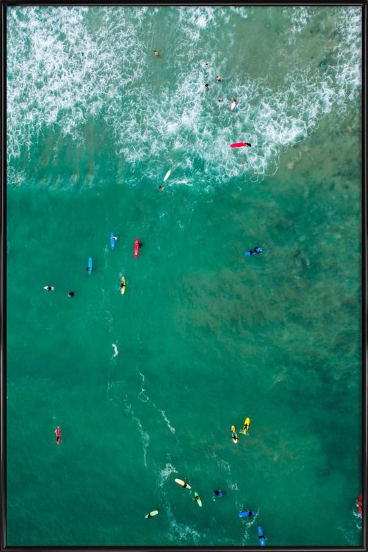 Everybody's Gone Surfin' by Lentam Poster i standardram