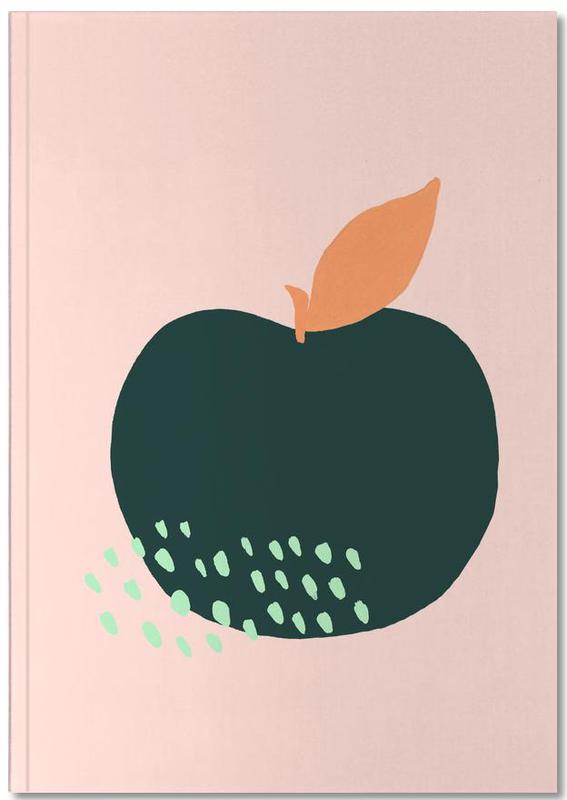 Joyful Fruits - Apple Notebook