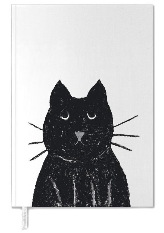 Katzen, Kinderzimmer & Kunst für Kinder, Innocent Cat -Terminplaner