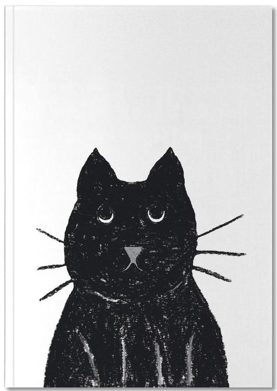 Innocent Cat Notebook