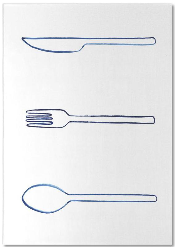 Kitchen Objects Vol.1 bloc-notes