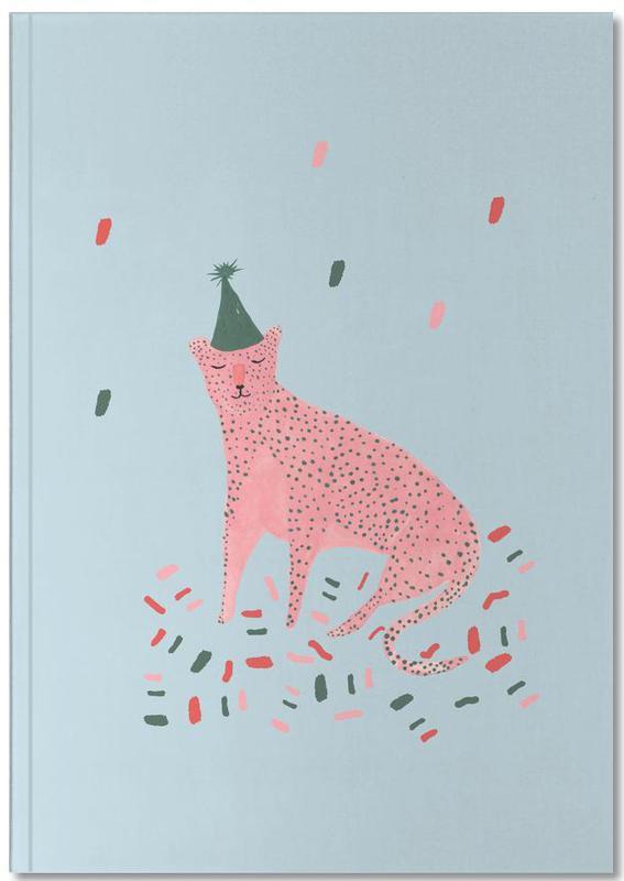 Verjaardagen, Luipaarden, Kunst voor kinderen, Party Animal Vol.1 Notebook