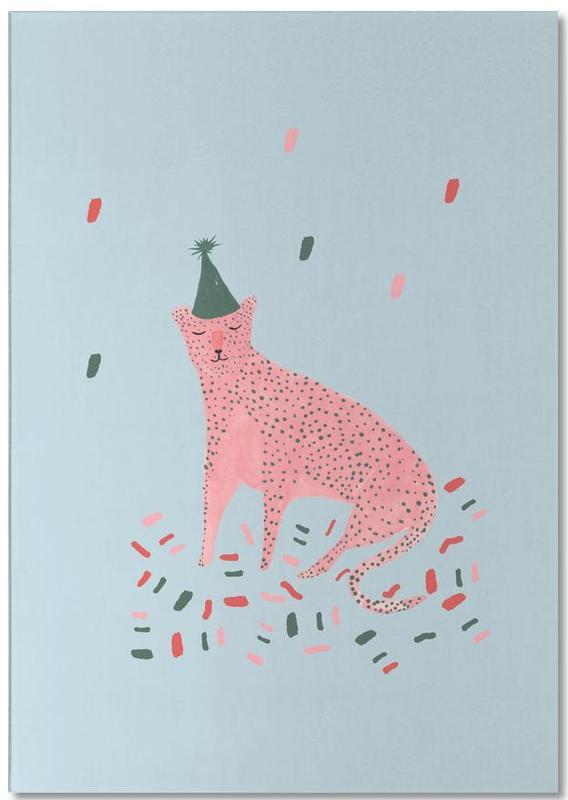 Party Animal Vol.1 bloc-notes