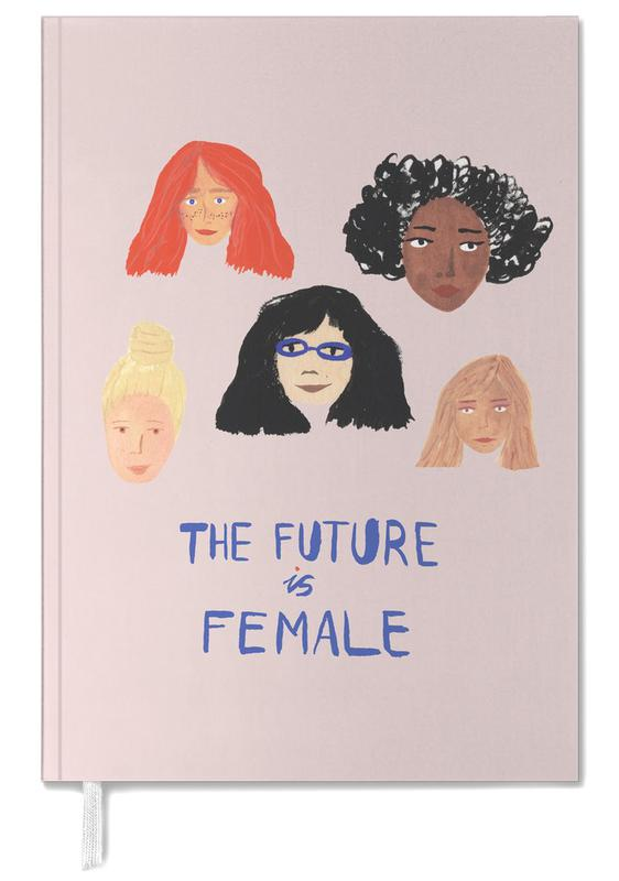 The Future is Female Personal Planner