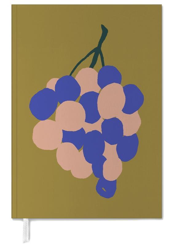 Joyful Fruits - Grapes Personal Planner
