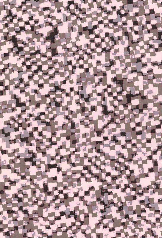 Sahkyi Black Impression sur alu-Dibond