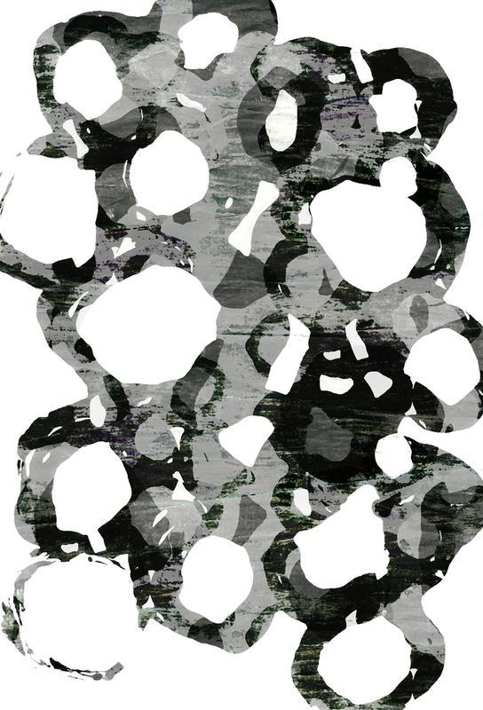 Paper Study I -Acrylglasbild