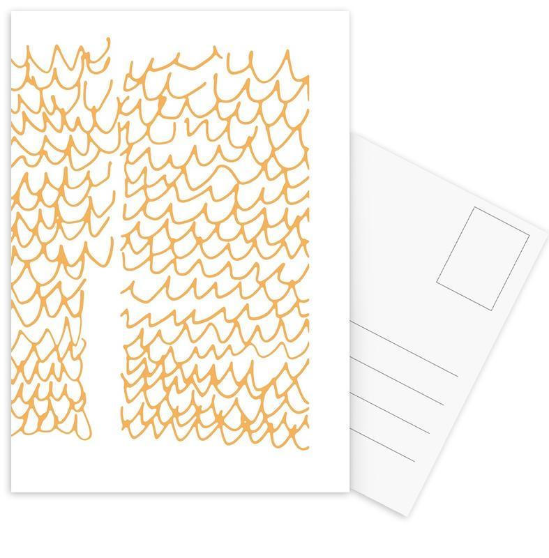 Aquamarine cartes postales