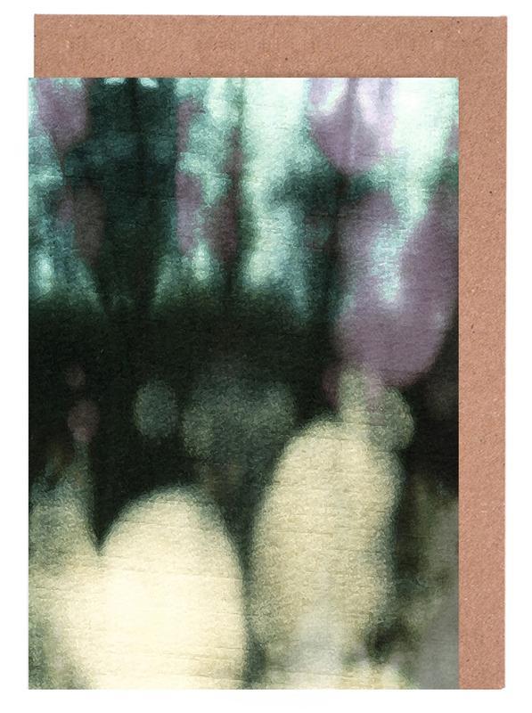 Amatsubu Greeting Card Set