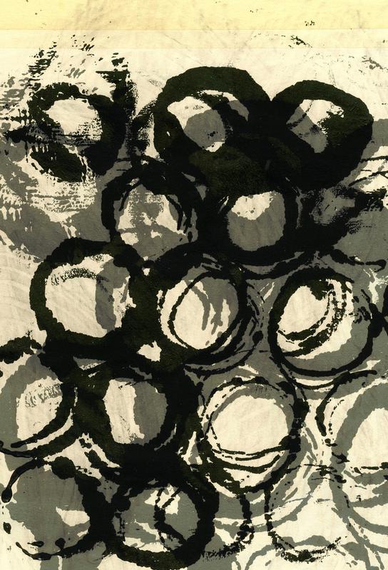 Sahkyi -Acrylglasbild