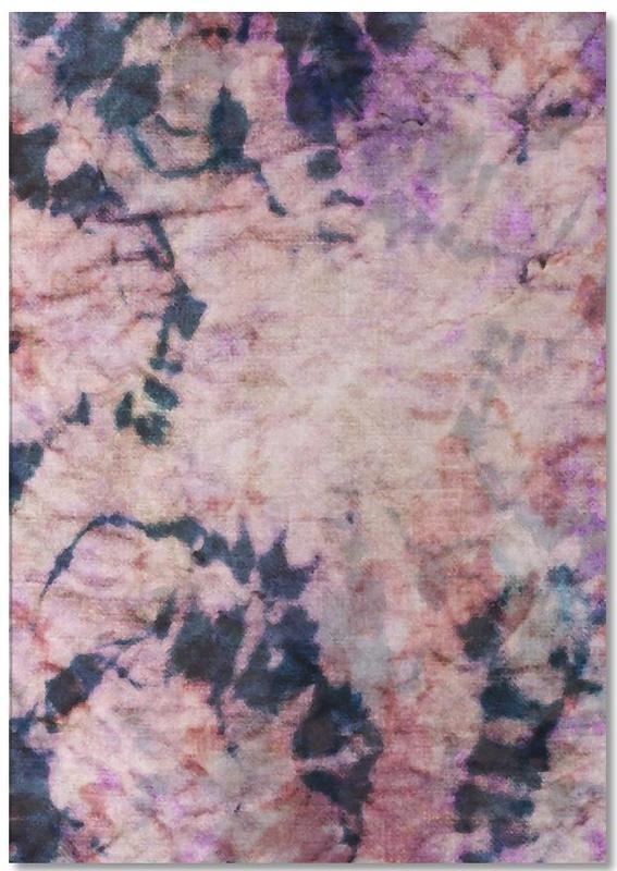 Textile Study Rosé -Notizblock