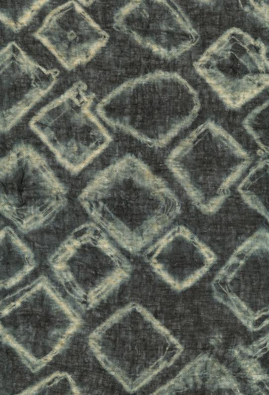 Textile Study Bordeaux tableau en verre