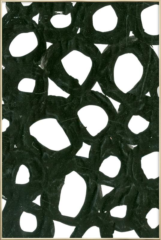 Aioen Poster in Aluminium Frame