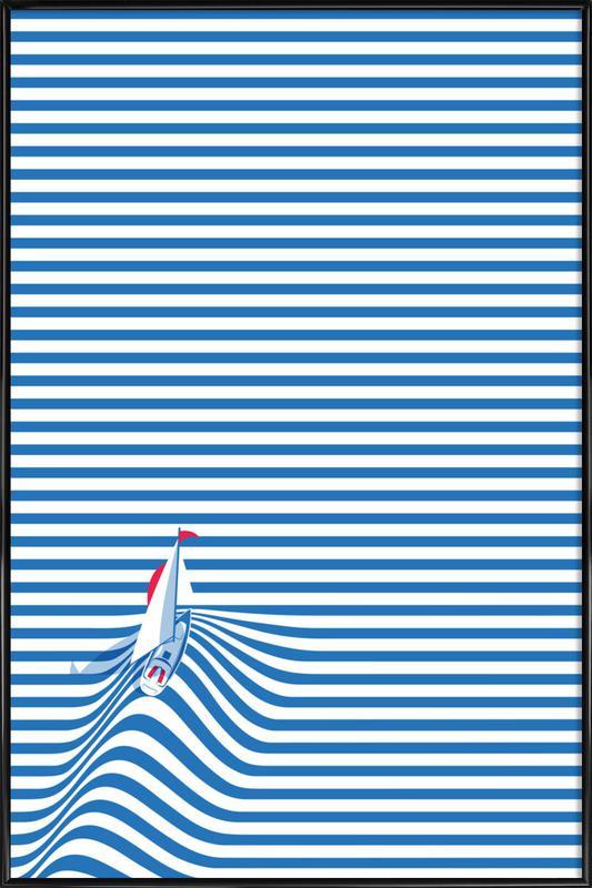 Sail Away Framed Poster
