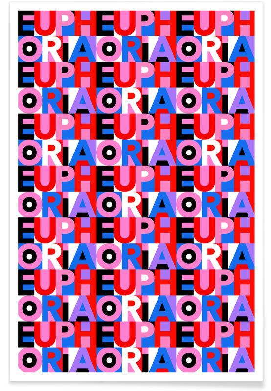 , Euphoria Poster