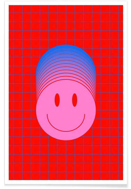 Symbolen, Smiley 1 poster