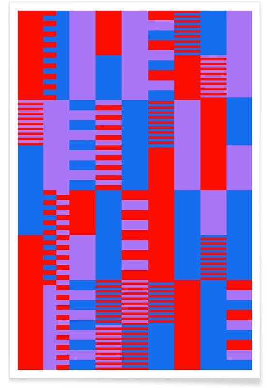 , Blocks 1 Poster