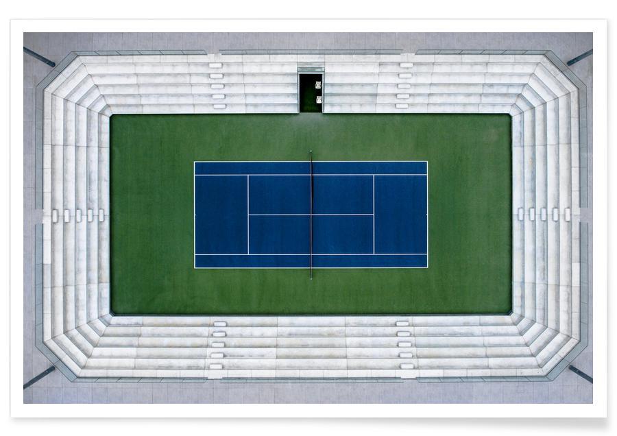 Tennis, Nadal Plakat