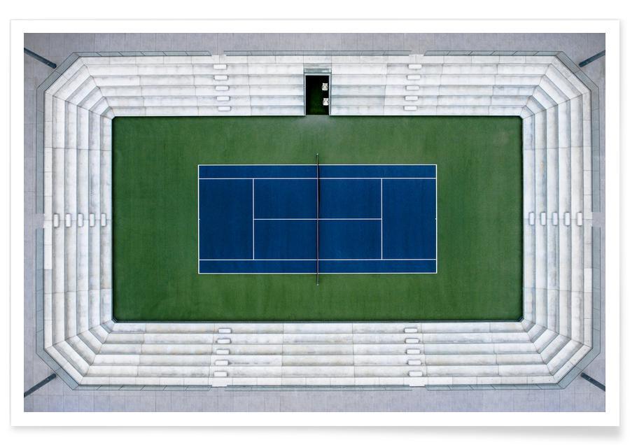 Tennis, Nadal -Poster