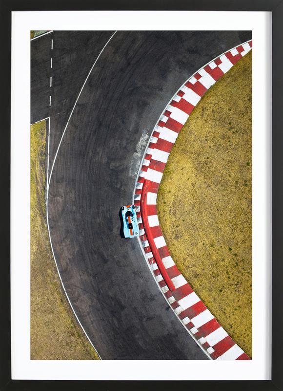 P20 Framed Print