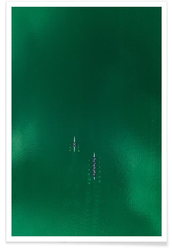 Green Team -Poster